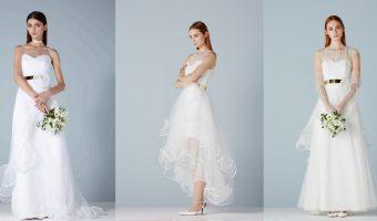robe de mariage courte