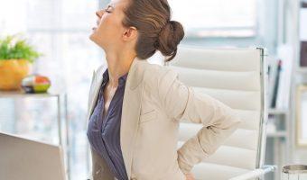 lien entre le poids et le mal de dos